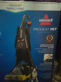 Bissell proheat carpet cleaner  Surrey, V3W 0Y2