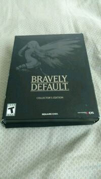 Bravely Default CE (NO GAME INSIDE!!) Paramount, 90723