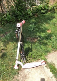 Radio Flyer Pink Scooter Chicago