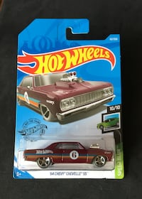 Hot Wheels '64 Chevy Chevelle SS Ajax
