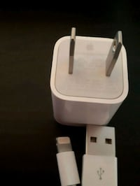 Apple charging  adapter wish USB cable US plug  Fevik