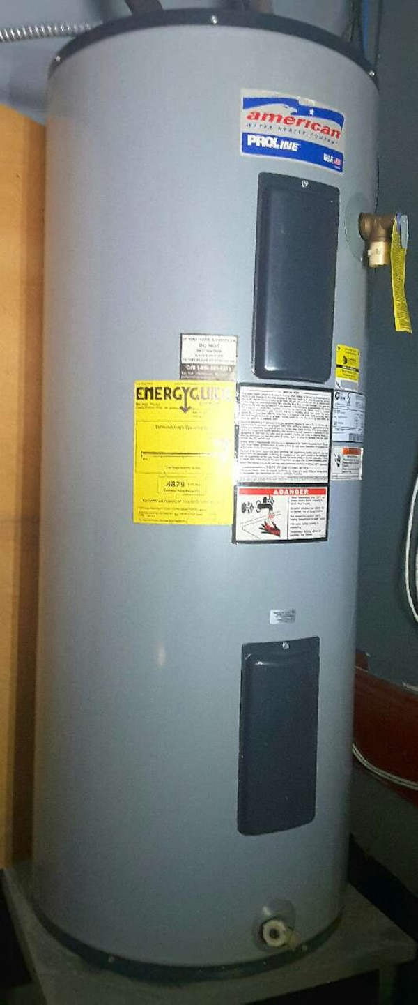 Electric Hot Water Heater >> 50 Gal Electric Hot Water Heater