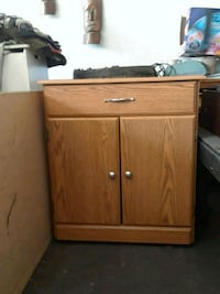Microwave cabinet Temple, 76502