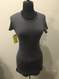 New TNA long grey top size M  Oakville, T1Y