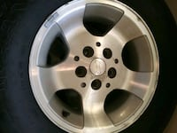 4 Jeep wrangler RIMS ONLY *with jeep center caps* Martinsburg, 25404