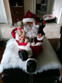 *RESERVED -PENDING PICK UP-Christmas Santa Toronto, M1M 1Z6