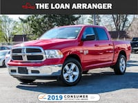2019 Dodge Ram 1500 SLT with 21,261 KM and 100% Approved Financing Cambridge