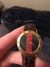 Unisex Gucci Watch Knoxville, 37920