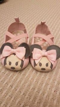Baby girl minnie mouse shoes Bradford West Gwillimbury