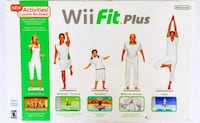 Used Wii Fit Plus Balance Board Complete in Open Box Las Vegas