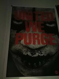 United we Purge poster O'Fallon, 63366