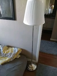 white and gray floor lamp Ontario, 91762