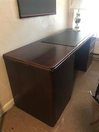 Black and brown wooden cabinet Frederick, 21701