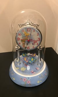 Disney Tinkerbell Collectible Clocks (see desc for prices)