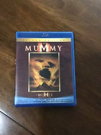 The mummy deluxe edition in Blu-ray Ottawa, K1K 4W3