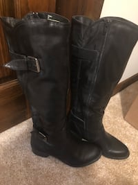 Style&Co black boots size 7 Quakertown, 18951