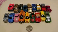 assorted die-cast car toys Rockville, 20853