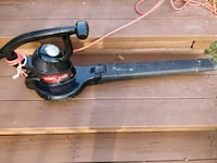 String trimmer, Gas blower, Toro elec Rake and Vac Annandale, 22003