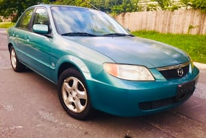 2001 Mazda Protege Engine/ Transmission are good
