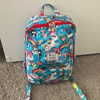 tokidoki for sanrio by ju ju be backpack - like new  Corpus Christi, 78413
