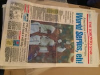 Bluejays article win! Collecters editionx2 Richmond Hill, L4S 1R6