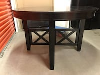 Wood dining table w/4 chairs Miami, 33178