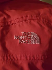 PINK  The North Face jacket