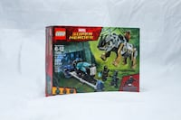 LEGO Marvel Black Panther Rhino Face-Off by the Mine 76099 London, N6G 2C3