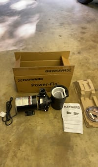 Hayward Power-flo pool pump new in box Woodbridge, 22193