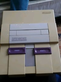Super Nintendo  video game