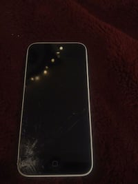 White iphone 5c for parts Kelowna, V1X 5C6