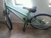 Green roadmaster mountain bike Beltsville