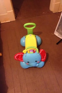 Fisher price 3-in-1 bounce, stride and ride elepha Springfield, 37172