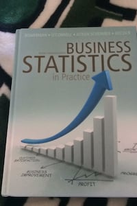 Business Statistics, 2nd Canadian Edition  Calgary, T3H 0L2