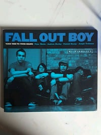 Fall Out Boy - Take this to your grave CD Ottawa