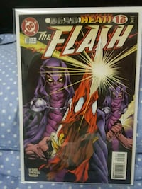 The flash 108(2nd series) first appearance savitar Queens, 11355