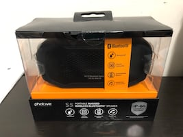 Photive S5 Portable Rugged Wirless Speaker
