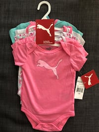 Baby girl body suit from Puma Rancho Cucamonga, 91730