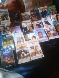 Lots of VCR Movie's adult and children's Puyallup, 98375