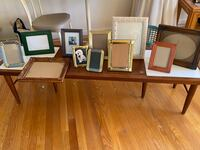 Picture Frames (12 in the lot) Bethesda, 20816