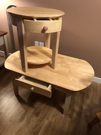 Coffee table and end table for sale Calgary, T2B