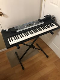 Yamaha keyboard and foot pedal  Ronkonkoma, 11779