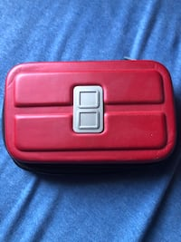 red and black plastic container Guelph, N1L 1N4