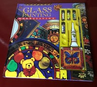 Glass Painting Kit For Sale - Never Used Burlington