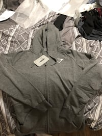 Gymshark Ark zip hoodie Medium El Mirage