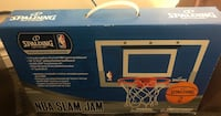NBA Mini Basketball hoop never used 548 km