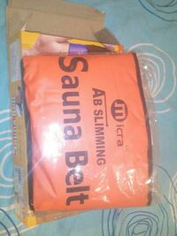 orange and black sauna belt Delhi, 110031