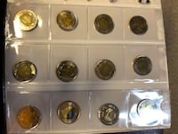 CAD Canadian Coin collection