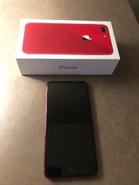 Red iPhone 8 Plus 64 gb AT&T Fort Worth, 76244