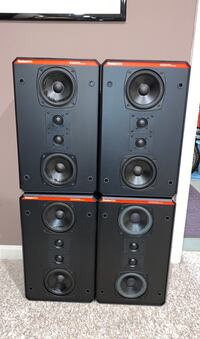 Boston Acoustics THX home theater speakers Phoenix, 21131